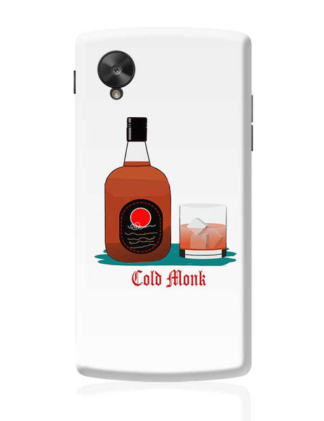 C old monk Google Nexus 5 Covers Cases Online India