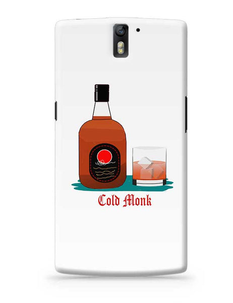 C old monk OnePlus One Covers Cases Online India