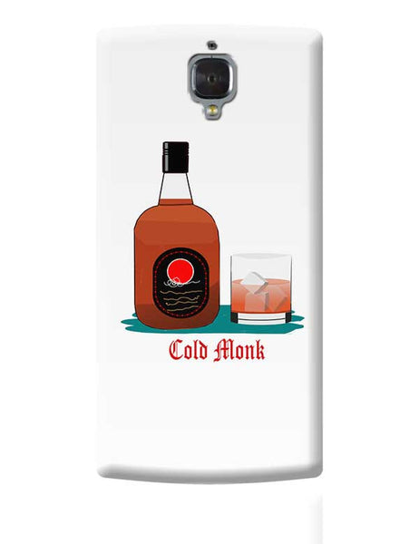C old monk OnePlus 3 Covers Cases Online India