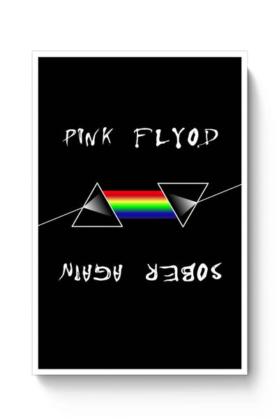pink floyd sober again Poster Online India