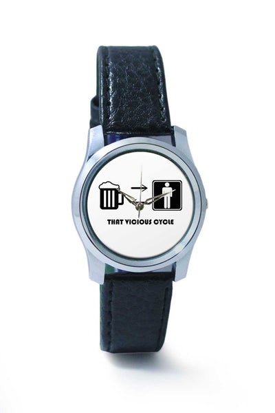 Women Wrist Watch India | That vicious cycle Wrist Watch Online India