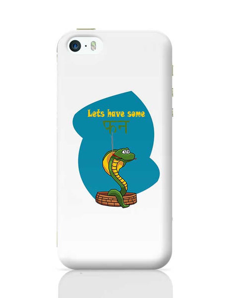 lets have some fun iPhone 5/5S Covers Cases Online India