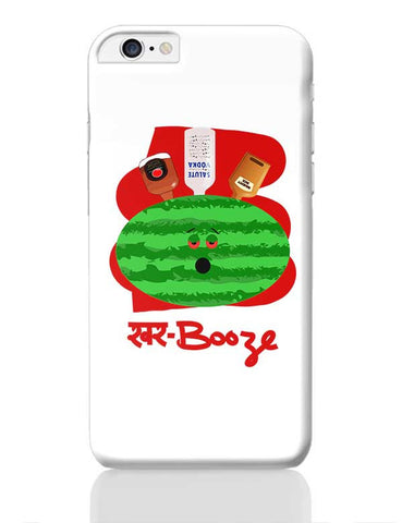 khar booze watermelon drink iPhone 6 Plus / 6S Plus Covers Cases Online India