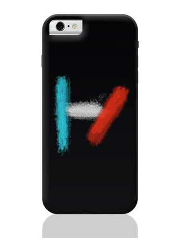 twenty one pilots logo black iPhone 6 / 6S Covers Cases