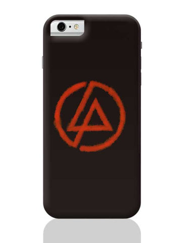Linkin Park logo black iPhone 6 / 6S Covers Cases