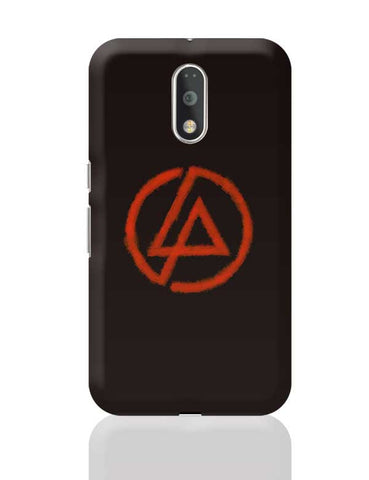 Linkin Park logo black Moto G4 Plus Online India