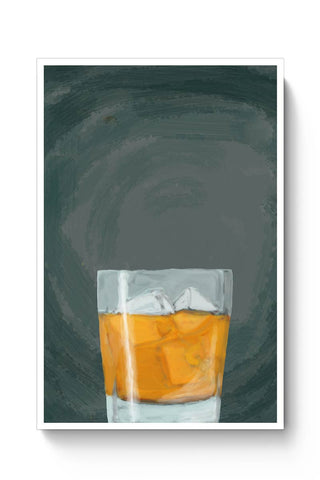 Scotch on the rocks Poster Online India