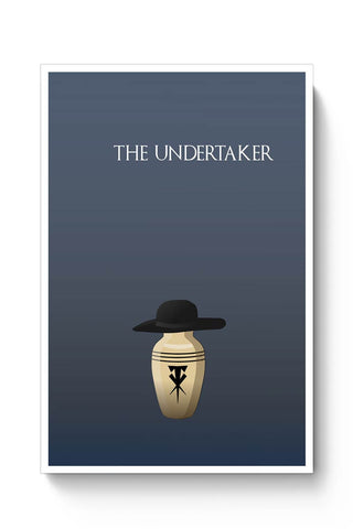 Buy The Undertaker Poster