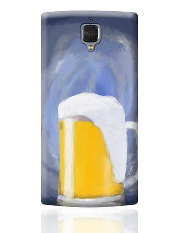 beer mug OnePlus 3 Covers Cases Online India