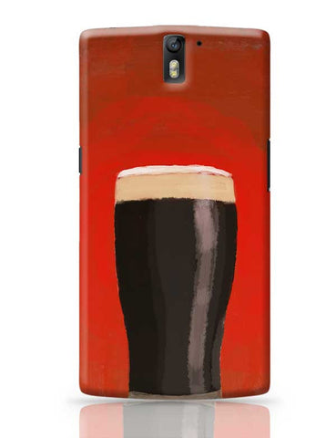 stout beer OnePlus One Covers Cases Online India