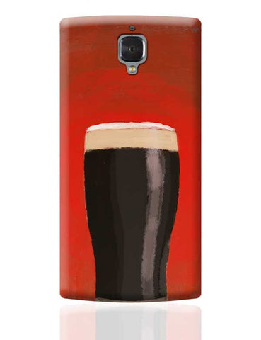 stout beer OnePlus 3 Covers Cases Online India
