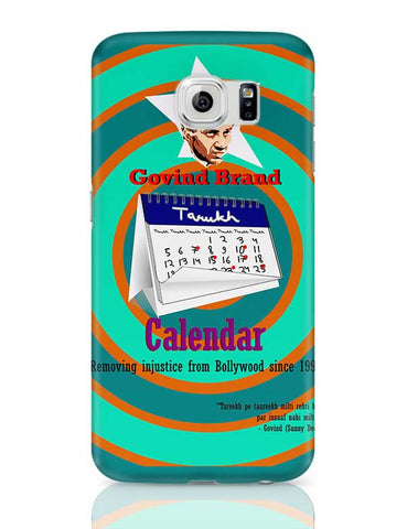 tareekh pe taarekh Samsung Galaxy S6 Covers Cases Online India