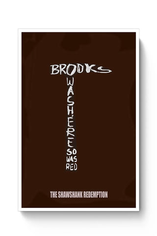 Buy the shawshank redemption movie poster 2 Poster