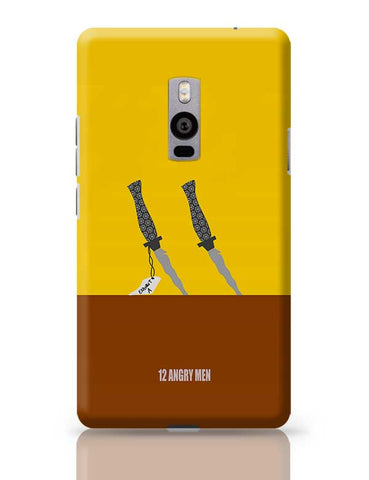 12 Angry men poster minimal OnePlus Two Covers Cases Online India