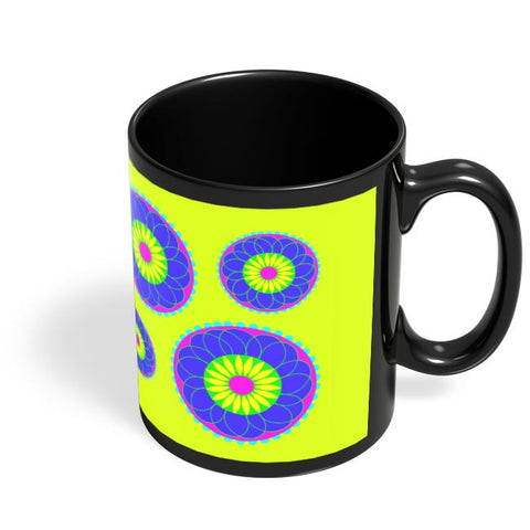 Wheels Black Coffee Mug Online India