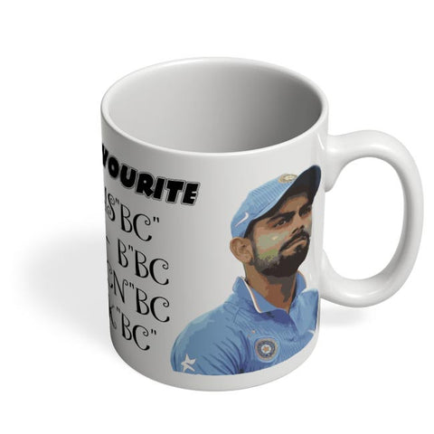 Virat Special Coffee Mug Online India
