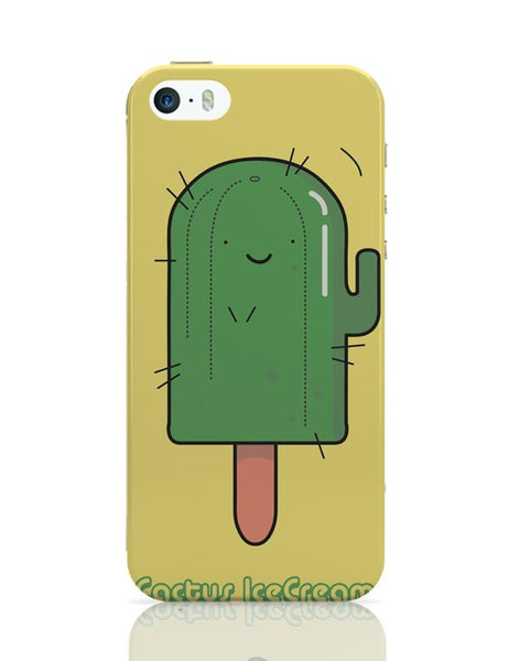 Cactus Ice Cream iPhone Covers Cases Online India