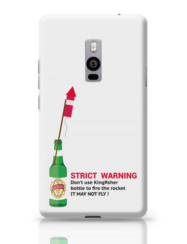 Kingfisher Beer Bottle OnePlus Two Covers Cases Online India