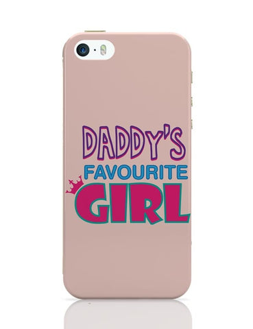 Daddy'S Favourite Girl !! iPhone Covers Cases Online India