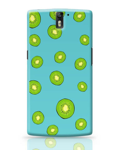 Kiwi - The Fruit !! OnePlus One Covers Cases Online India
