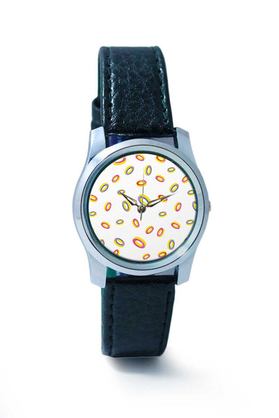 Women Wrist Watch India | 3D circular rings !! Wrist Watch Online India