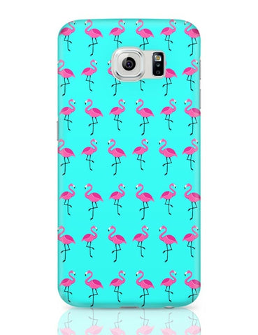 Flamingos !!! Samsung Galaxy S6 Covers Cases Online India