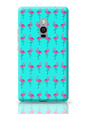 Flamingos !!! OnePlus Two Covers Cases Online India