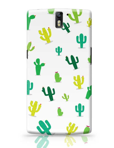 Cactus !! OnePlus One Covers Cases Online India