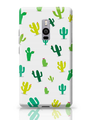 Cactus !! OnePlus Two Covers Cases Online India