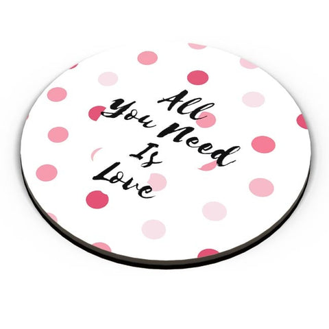 All You Need Is Love !! Fridge Magnet Online India