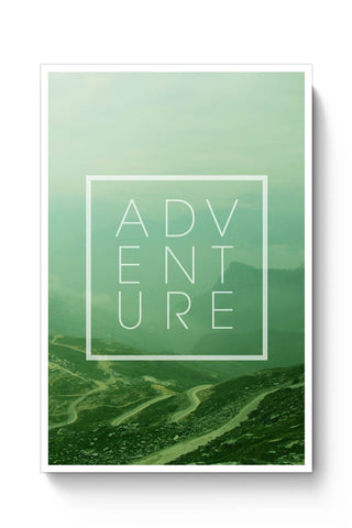 Adventure -Travel Inspire!! Poster Online India