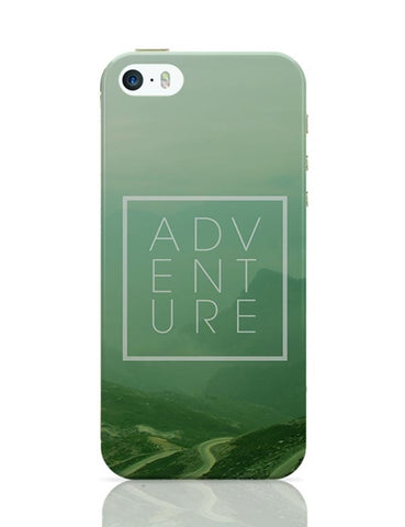 Adventure -Travel Inspire!! iPhone 5/5S Covers Cases Online India