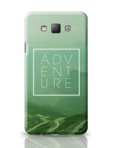 Adventure -Travel Inspire!! Samsung Galaxy A7 Covers Cases Online India