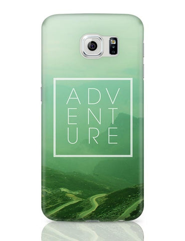 Adventure -Travel Inspire!! Samsung Galaxy S6 Covers Cases Online India