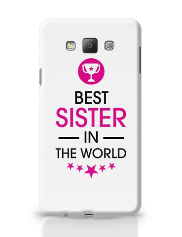 Best Sister-Rakshabandhan Special Samsung Galaxy A7 Covers Cases Online India