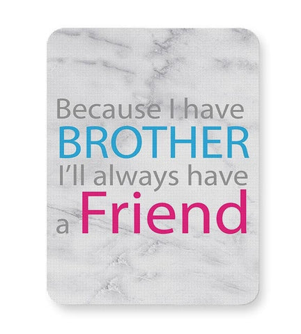 Brother,Sister,Family,Love,Friend,Trending,Latest,Special,Festival,Rakshabandhan,Love,Friendship Mousepad Online India