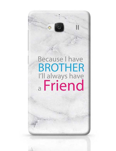 Brother,Sister,Family,Love,Friend,Trending,Latest,Special,Festival,Rakshabandhan,Love,Friendship Redmi 2 / Redmi 2 Prime Covers Cases Online India
