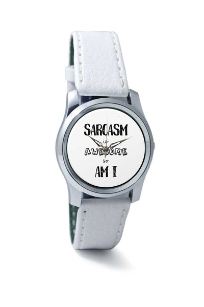 Women Wrist Watch India | Sarcasm & Me Wrist Watch Online India