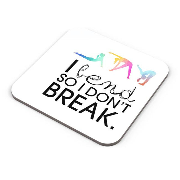 Yoga Inspiration Coaster Online India