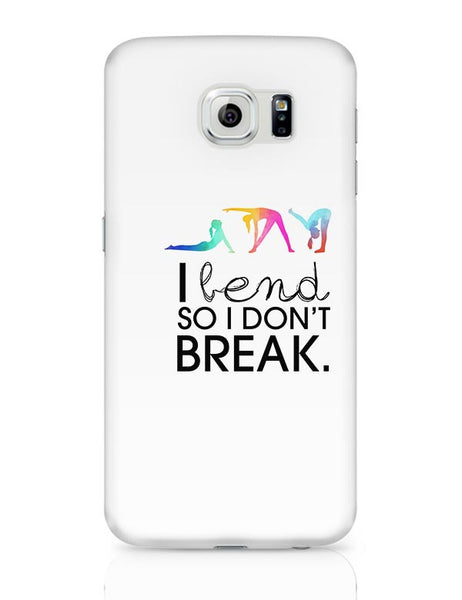 Yoga Inspiration Samsung Galaxy S6 Covers Cases Online India