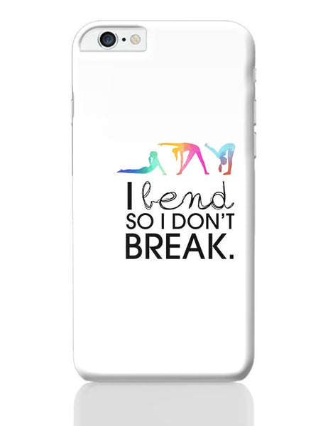 Yoga Inspiration iPhone 6 Plus / 6S Plus Covers Cases Online India