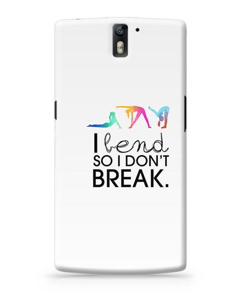 Yoga Inspiration OnePlus One Covers Cases Online India
