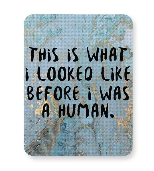 Enlightement - Before I was human  Mousepad Online India