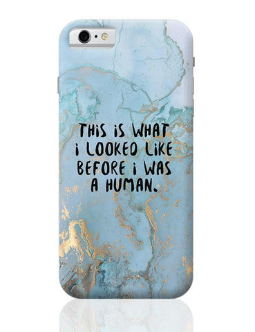 Enlightement - Before I was human  iPhone 6 / 6S Covers Cases