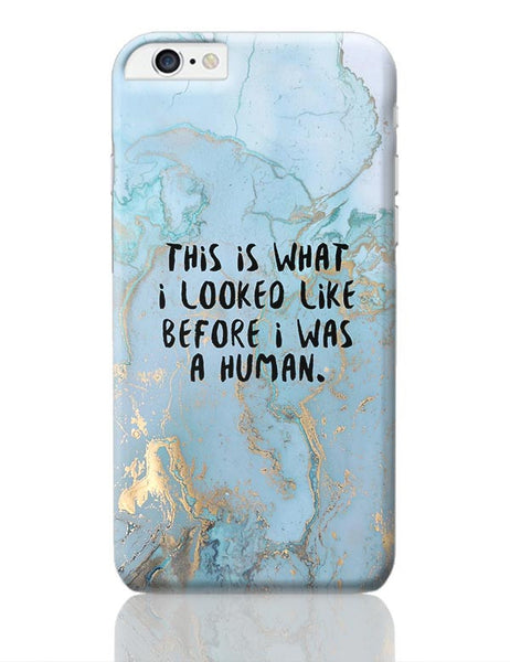 Enlightement - Before I was human  iPhone 6 Plus / 6S Plus Covers Cases Online India
