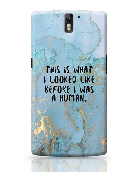 Enlightement - Before I was human  OnePlus One Covers Cases Online India