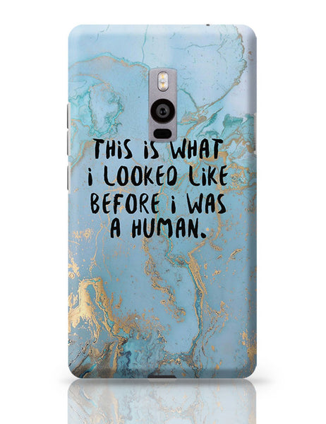Enlightement - Before I was human  OnePlus Two Covers Cases Online India