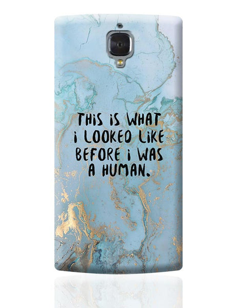 Enlightement - Before I was human  OnePlus 3 Covers Cases Online India