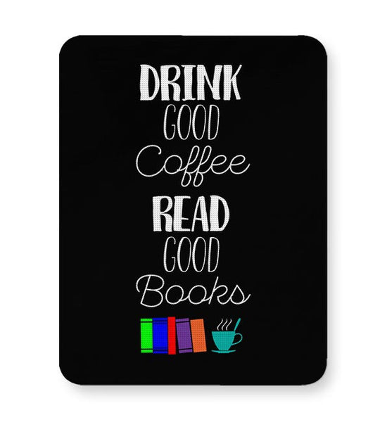 Good coffee & books !! Mousepad Online India