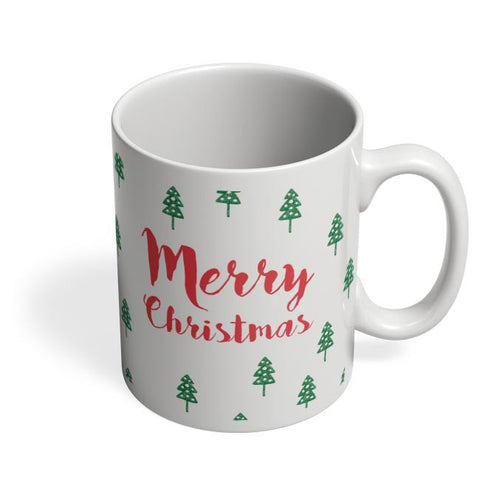 Merry Christmas minimal -Christmas Special Coffee Mug Online India